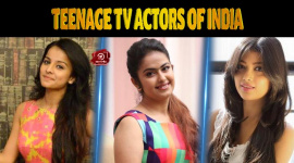 Teenage TV Actors Of India
