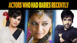 Top 10 Bollywood Actors Who Had Babies Recently