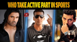 Top 10 Bollywood Actors Who Take Active Part In Sports
