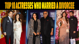 Top 10 Bollywood Actresses Who Married A Divorcee