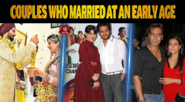 Top 10 Bollywood Couples Who Married At An Early Age