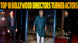 Top 10 Bollywood Directors Turned Actors