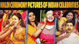Top 10 Heart Warming Haldi Ceremony Pictures Of Indian Celebrities
