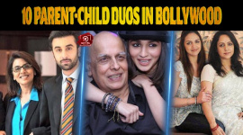 Top 10 Parent-Child Duos In Bollywood