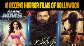 Top 10 Recent Horror Films Of Bollywood