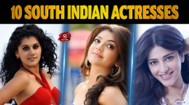 Top 10 South Indian Actresses In Bollywood!