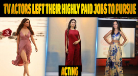 Top 10 TV Actors Who Have Left Their Highly Paid Jobs To Pursue Acting