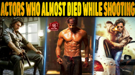 Top 20 Actors Who Almost Died While Shooting