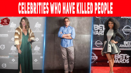 Celebrities Who Have Killed People