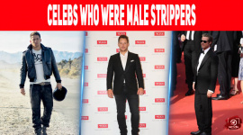 Celebs Who Were Male Strippers
