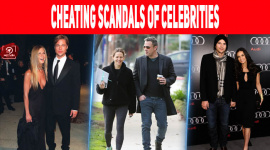 Cheating Scandals Of Celebrities