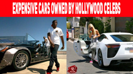 Expensive Cars Owned By Hollywood Celebs