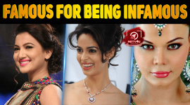Ten Bollywood Personalities Those Are Famous For Being Infamous