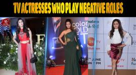 Top 10 Beautiful Hindi TV Actresses Who Play Negative Roles