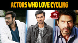 Top 10 Bollywood Actors Who Love Cycling