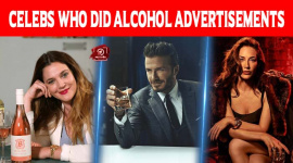 Top 10 Celebs Who Did Alcohol Advertisements