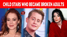 Top 10 Child Stars Who Became Broken Adults