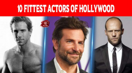 Top 10 Fittest Actors Of Hollywood