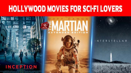Top 10 Hollywood Movies For Sci-Fi Lovers