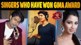 Top 10 Playback Singers Who Have Won GIMA Award