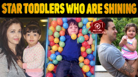 Top 10 Popular Star Toddlers Who Are Shining On The Internet With Their Adorable Pictures