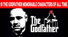 Top 10 The Godfather Memorable Characters Of All Time