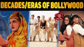Top Ten Decades/Eras Of Bollywood