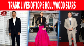 Tragic Lives Of Top 5 Hollywood Stars