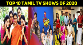 Top 10 Tamil TV Shows Of 2020