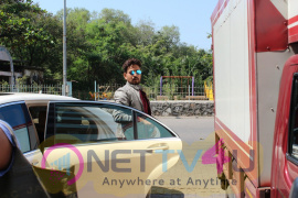 Promotion Of Film Qarib Qarib Singlle At Love & Latte Cafe With Irrfan Khan  Images Hindi Gallery