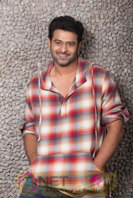 Actor Prabhas New Looking Stills