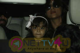 Ayushmann Khurrana Spotted At Airport With Family Photos