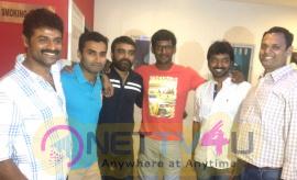 Mohanlal-Vishal Starrer Villain Movie Premiere Show Stills Tamil Gallery