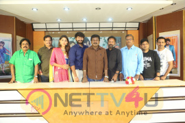 Naa Love Story Movie Motion Poster Launch  Telugu Gallery