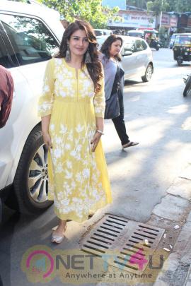 Raveena Tandon Inaugurates Mehjabeen Khan And Shera Khan Pics Hindi Gallery