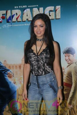 Trailer Launch Of Firangi With Kapil Sharma Photos Hindi Gallery