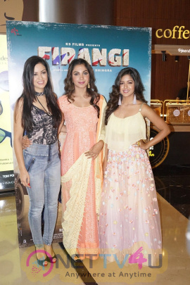 Trailer Launch Of Firangi With Kapil Sharma Photos