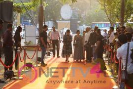 Sonali Kulkarni & Kachcha Limbu Team At Screening Of Film Kachcha Limbu At IFFI 2017 Stills Hindi Gallery