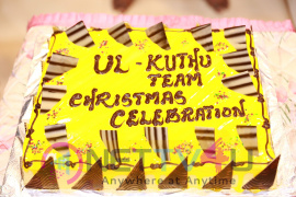 Ulkuthu Movie Team Celebrates Christmas Photos