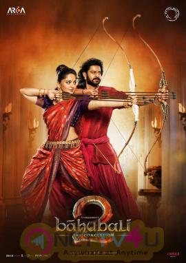 Baahubali 2 Movie Latest Grand Poster Tamil Gallery