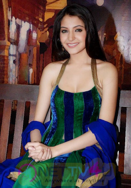 Actress Anushka Sharma Stunning Stills