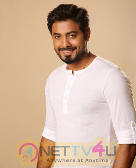 Actor Aari Handsome Images Tamil Gallery
