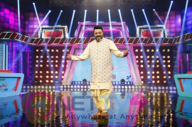 Actor Sai Kumar At Manam Telugu Tv Show Sets Pics Telugu Gallery