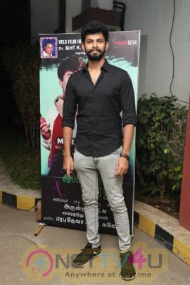 Kizhakku Apricavil Raju  Movie Press Meet Pics Tamil Gallery