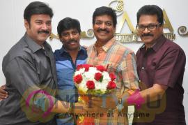 Sivaji Raja Birthday Celebration Stills Telugu Gallery