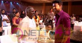 Thalapathy Vijay At Vikatan Awards Event Photos