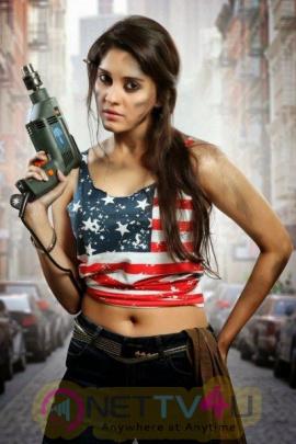 Actress Surabhi Hot Navel Pics