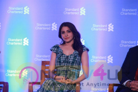 Anushka Sharma The Standard Chartered Conference At Fourseasons Hotel