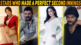 Kollywood Stars Who Made A Perfect Second Innings