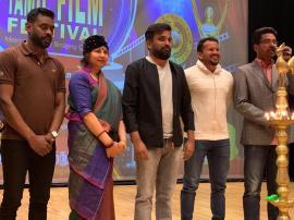 Norway Tamil Film Festival 2019 Launched Director Sasi Kumar Pics